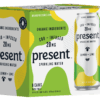 Present - CBD Infused Sparkling Water Lemon Lime